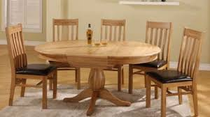 Oak Dining Room Table And 6 Chairs Fascinating Dining Room Table And 6 Chairs Oval Extending In For