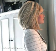 stacked styles for medium length hair stacked hairstyles for medium length hair beauty pinterest
