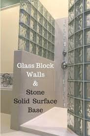 glass block bathroom ideas charming glass block wall bathroom ideas glass block shower ideas