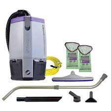 Backpack Vaccums Proteam Super Coach Pro 6 Hepa Backpack Vacuum Jon Don