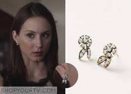 pretty liars earrings pretty liars season 5 episode 3 spencer s pinwheel stud