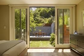 Glass Patio Sliding Doors Exterior Sliding Glass Doors Home Designs Ideas
