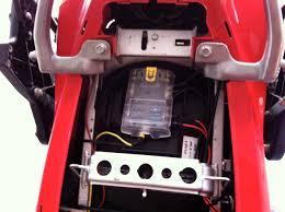 honda vfr 750 powerlet and voltmeter install on honda vfr 750 kayak tom