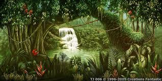 jungle backdrop tropical jungle 6 backdrops fantastic australia