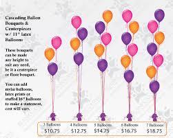 baloon bouquets balloons balloons more balloons