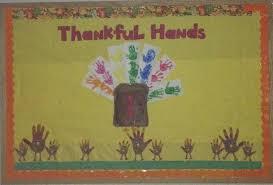thankful thanksgiving bulletin board