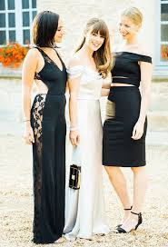 5 things wedding guests need to know when choosing a dress for a