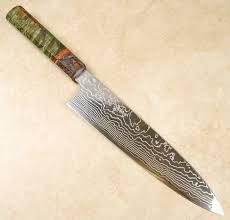 zdp 189 kitchen knives sukenari zdp189 damascus gyuto 240mm