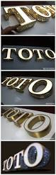 Outdoor Lighted Signs For Business by Best 25 Illuminated Signs Ideas On Pinterest Sign Design