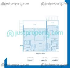 The Azure Floor Plan by Apartments Floor Plans Justproperty Com