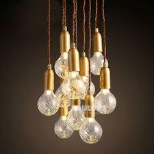 aliexpress buy modern multi bulbs droplights nordic home