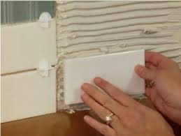 installing kitchen backsplash tile how to tile a kitchen backsplash yourself