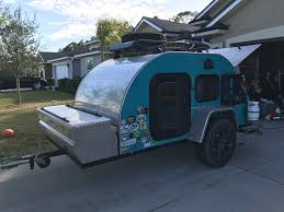 offroad teardrop camper overlanding offroad teardrop fully loaded overland bound community
