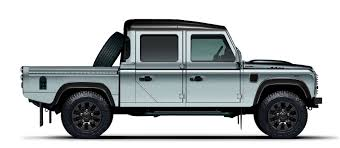range rover defender pickup land rover defender 110 xs double cabin pick up tweaked edition