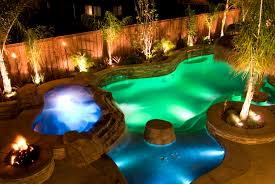 Amazing Backyard Pools by Pool Waterfall Designs Gallery Creativerock Com Au