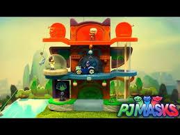 pj masks toy showcase u2013 hq headquarters lair game blog