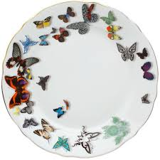 christian lacroix butterfly parade dinner plates sets scenario