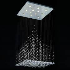 Rock Crystal Chandeliers Choosing A Large Modern Chandeliers Modern Light Fixtures Star