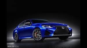 the lexus gs might soon lexus gs f