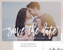 cheap save the date magnets cheap save the date etsy