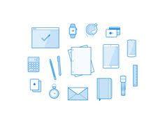 precision camera icons via designhuntapp graphic inspiration
