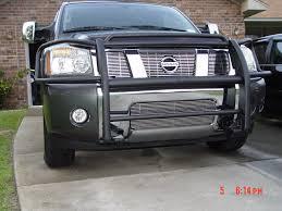 nissan titan turbo kit gauging interest nissan oem grille guard we can build it