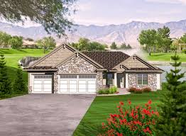 craftsman ranch plans plan 89866ah craftsman ranch home with video house plans home
