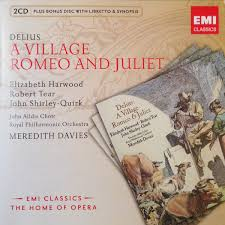 Delius In A Summer Garden - frederick delius a village romeo and juliet cd at discogs
