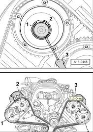 audi timing belt replacement 2004 audi 3 0 i replaced the timing belt with out the locks