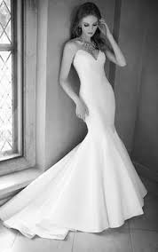 and white wedding dresses best 25 sweetheart mermaid wedding dresses ideas on