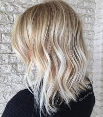 blonde hair is usually thinner 70 devastatingly cool haircuts for thin hair