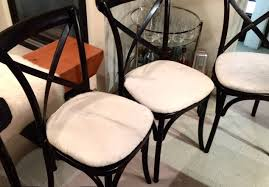 cowhide chair cushions to measure seat cover seat cushion