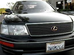 1997 lexus ls400 1997 lexus ls 400 stk u1006 walk around 1
