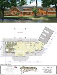 pioneer log homes floor plans lexington pioneer log homes midwest