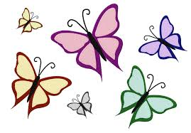 machine embroidery butterfly design daily embroidery