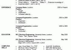 Sample Objectives For Resume by Resume Sample Objectives Resume Cv Cover Letter