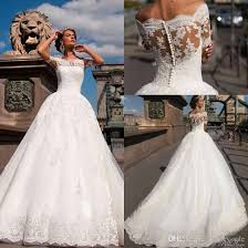 Low Cost Wedding Dresses Discount Vestido De Novia 2016 Vintage Lace Wedding Dresses