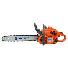 husqvarna 440 18 inch 40 9cc 2 4hp 2 cycle gas chainsaw certified