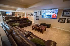 10 inspiring basement living room designs