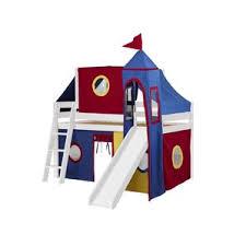 Boys Bunk Beds With Slide Slide Bunk U0026 Loft Beds You U0027ll Love Wayfair