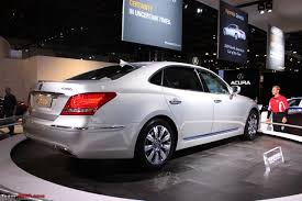 lexus ls india hyundai equus will it come to india team bhp