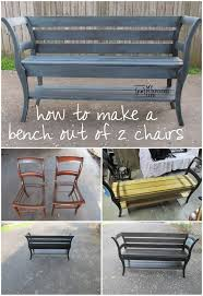How To Build Patio Bench Seating 27 Best Diy Outdoor Bench Ideas And Designs For 2017
