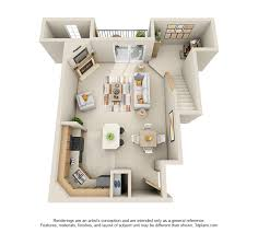 1 Bedroom Loft Apartments by Stone Creek West Side Madison Apartments Wi