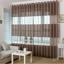 Horizontal Stripe Curtains Online Get Cheap Horizontal Curtains Aliexpress Com Alibaba Group