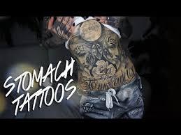 stomach tattoos q a