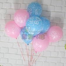 Men And Women Baby Shower - 10pcs lot it is a boy and it u0027s a baby boy latex balloons new