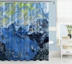 abstract art shower curtains u2013 abstract art home