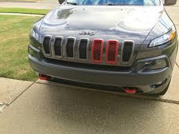 plasti dip jeep my plasti dip grille inserts 2014 jeep cherokee forums
