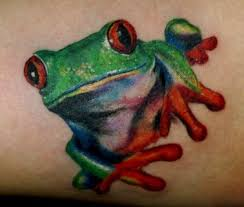 21 best 3d frog tattoos images on frog tattoos frogs