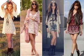 moda boho quí es el estilo boho chic tendencias y moda el de acotex
